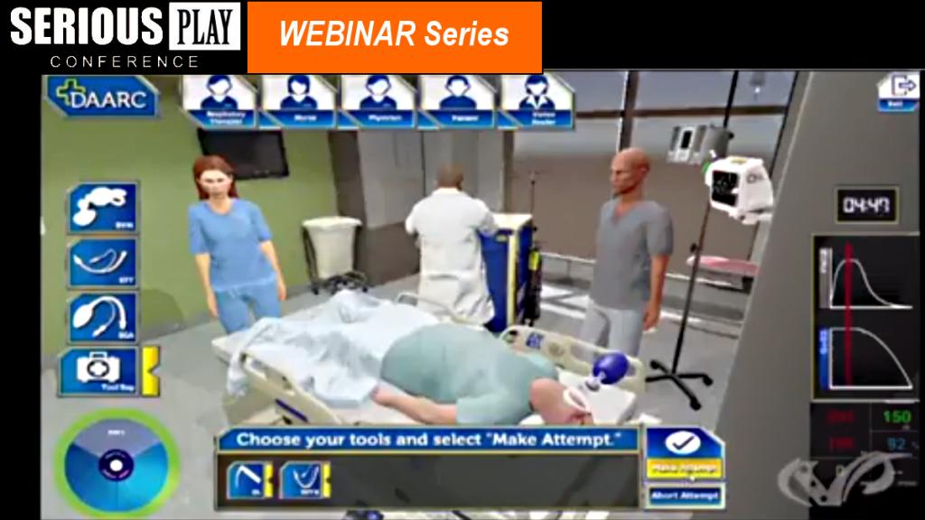 VR for Healthcare Training: Dennis Glenn, Dennis Glenn LLC / DePaul University